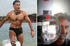 Milind Soman: India's answer to Clooney
