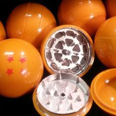 These four star Dragon Ball grinders are absolutely insaiyan! The core contains a quality metal grinder so you can effortlessly crush up even the most overpowered herbs with ease. The perfect way to summon the dragon! Weed Pipes, Pipes And Bongs, Weed Pictures, Sticky Fingers, Puff And Pass, Anime Gifts, Anime Merchandise, Glass Pipes, Smoking Weed