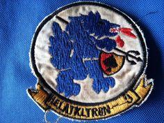 Vietnam Period Theater Made U.S. Helatkitron Air Force Patch   eBay