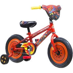"12"" Blaze and the Monster Machines Kids' Bike"