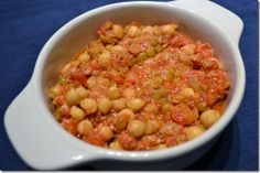 Chickpea and Lentil Stew