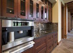 Northwest Kitchen - contemporary - kitchen - seattle - Estate Homes