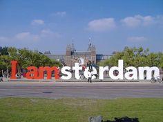 Because Amsterdam is Amsterdam !