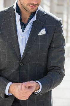 Men's Ascot Cravat Scarf Tie - He Spoke Style