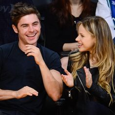Pin for Later: Speed Read: Zac Efron Is Reportedly Dating Costar Halston Sage