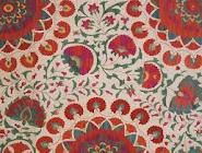 Suzani fabric