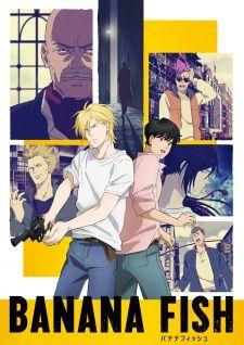 Banana Fish Episodes 480p 720p 1080p English Subbed Download In 2020 Manga Covers Fish Banana