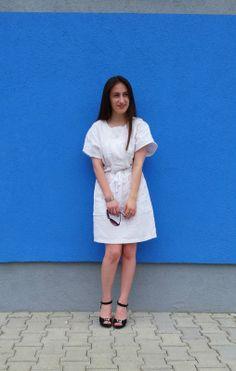 CERULEAN AND WHITE | DAspirer