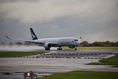 Cathay Pacific A-350