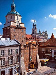 Lublin - historyczny zespół architektoniczno-urbanistyczny