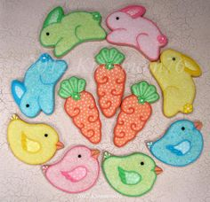 2012 Easter Cookie Designs | Flickr - Photo Sharing!