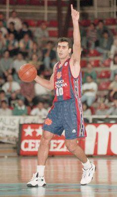 José Antonio Montero y Barcelona, fue seleccionado en el Draft de 1987