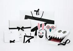 owl, crocodile and rabbit - Noel Pretorius