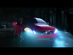 "Volvo S60 R-Design ""Little Red"" commercial - i am IN LOVE with this commercial for some reason. especially the end. :) cute baby"
