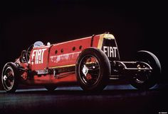 "The Fiat SB4 Eldridge, better known as ""Mefistofele"" is a racing car thinked for the speed record and designed by Ernest Eldridge in 1924. Archivio e Centro Storico Fiat"