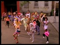 I never did have the coordination to do this lmao (js).....Marcia Griffiths - Electric Boogie (The Electric Slide)
