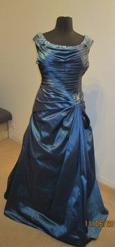 Rina DiMontella Royal Blue 1843 Dress. Rina DiMontella Royal Blue 1843 Dress on Tradesy Weddings (formerly Recycled Bride), the world's largest wedding marketplace. Price $200.00...Could You Get it For Less? Click Now to Find Out!