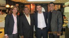 Launch of The Yellow Chilli Restaurant, Bahrain