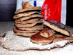 Słodko i wytrawnie. : 3-składnikowe placuszki bananowo-gryczane (Gluten ...