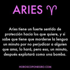 Características de Aries, sol o ascendente.