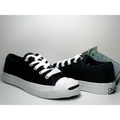 ad823db6c3d554 Converse Jack Purcell Sneaker Black-White Cheap Puma Shoes