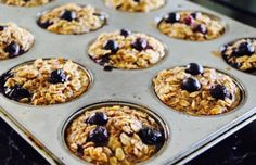 I love oatmeal , ill eat it on a warm day even call me crazy but I just never get sick of it. I am also a fan of anything that I can prep ahead of time and had easy access too so these baked oatmeal cups had to be made! Super simple to make Read More ...