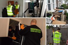 Rubbish Removal in London - http://www.blacklickbears.com/get-rid-of-your-junk-in-london/