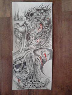 sleeve design by karlinoboy on DeviantArt