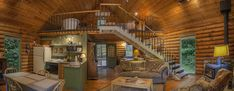 Amazing Cabins in Wisconsin