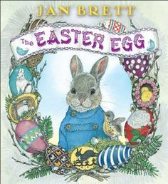 Jan Brett& beloved Easter tale, now available as a board book! If Hoppi can make the best Easter egg, he will get to help the Easter Bunny with his deliveries on Easter morning. But it is not so easy. Easter Books, Easter Egg Crafts, Easter Bunny, Easter Eggs, Hoppy Easter, April Easter, Bunny Crafts, Kid Crafts, Yarn Crafts