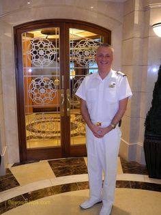 Royal Princess Hotel General Manager interview.  An interview with Hotel General Manager Martin Bristow of Princess Cruises' Royal Princess.  Mr. Bristow talks about the ship's performance during her first year and a half in service.http://www.beyondships2.com/royal-princess-hotel-manager-ii.html
