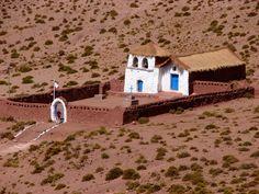 Iglesia de Machuca - Machuca, Antofagasta - Chile