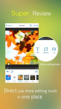 VivaVideo: Free Video Editor - screenshot #app #android