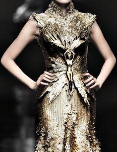 tairadawn:  Tex Saverio Haute Couture 2012