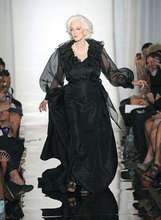 Carmen Dell'Orefice Beauty Secrets   Carmen Dell'Orefice in pictures - Fashion Galleries - Telegraph