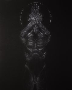 Gothic Art, Creature Design, Macabre, Occult, Dark Art, Witchcraft, Pencil Drawings, Painting & Drawing, Surrealism