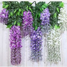 50 best artificial plants images on pinterest artificial indoor online cheap 2015 home and garden artificial silk flower wisteria vine rattan for wedding centerpieces decorations package of by mightylinksfo