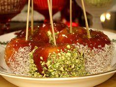 Kanderade äpplen (kock Leila Lindholm)
