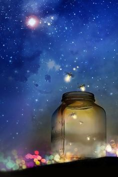 Wallpapers for iPhone 5 - Find a Wallpaper, Background or Lock Screen for your iPhone here Fantasy World, Fantasy Art, Wallpaper Backgrounds, Iphone Wallpaper, Cell Phone Wallpapers, Stars And Moon, Night Skies, Fairy Tales, Fairy Dust