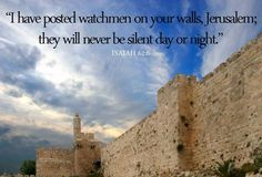The Watchman of Israel