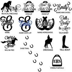 Horse Ekg Decal Horse Heartbeat Car Decal Mirror Decal - How to make car decals with cricut explore