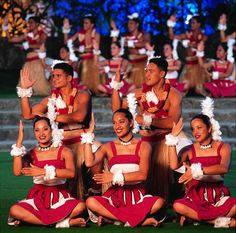 tongan mauluulu. I may not be Tongan but I love dancing the Tongan numbers