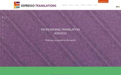 Espresso Translations is a professional translation agency offering professional translation and proofreading services, specialising in European languages. The business was founded in 2011 by two bilingual translators, working in tandem to guarantee word-perfect translations.