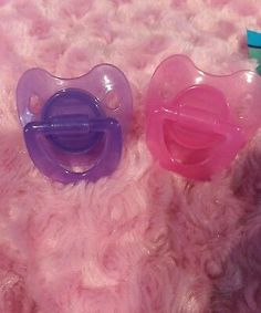 2 Pacifiers For Baby Alive Dolls Pink Purple! No Doll Included Baby Alive Doll Clothes, Boy Doll Clothes, Baby Alive Dolls, Diy Doll Laptop, Baby Alive Magical Scoops, Baby Doll Diaper Bag, Baby Bottle Set, African American Baby Dolls, Reborn Toddler Girl