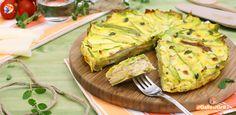 Torta di Zucchine | Ricette ilGALLOalGRILL.it