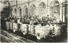 24th May 1862: First journey on the London Underground