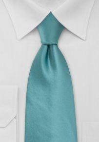 Mens Necktie in Teal