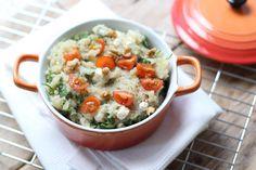 Dit recept voor stamppot met zoete aardappel, feta en walnoten is super gezond en ook nog eens snel klaar. Ben je benieuwd naar het recept? Klik dan hier