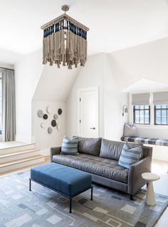 Decor, Tudor, House Tours, Chaise Lounge, Furniture, Interior, Lounge, Home Decor, Kid Spaces