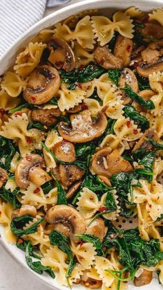 Healthy Dinner Recipes For Weight Loss, Easy Healthy Dinners, Dinner Healthy, Healthy Pasta Dishes, Clean Dinner Recipes, Easy Healthy Pasta Recipes, Healthy Eating, Heathy Pasta, Easy Recipes For Two